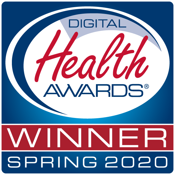 Digital Health Awards Winner Spring 2020